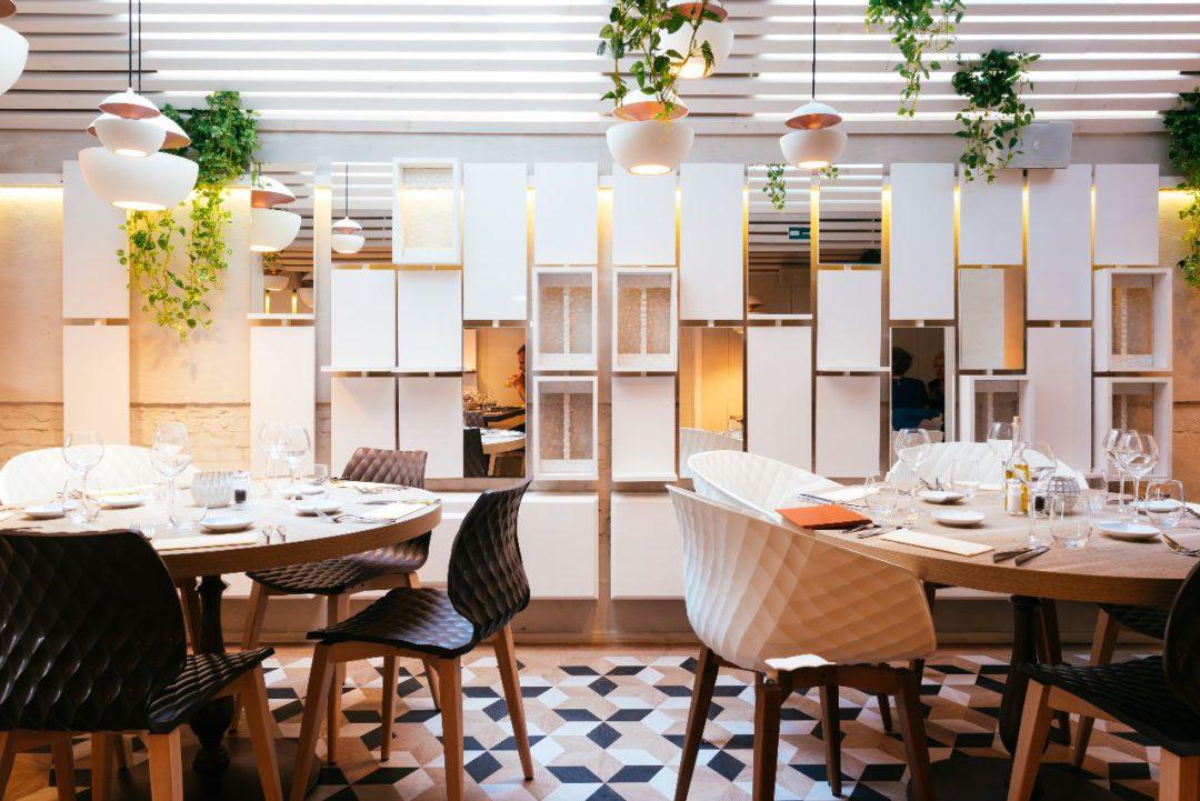 Osteria Michele - interieur horeca - Leuven