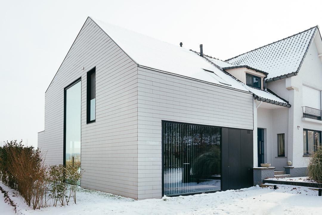 Nieuwbouw - woning - Perk