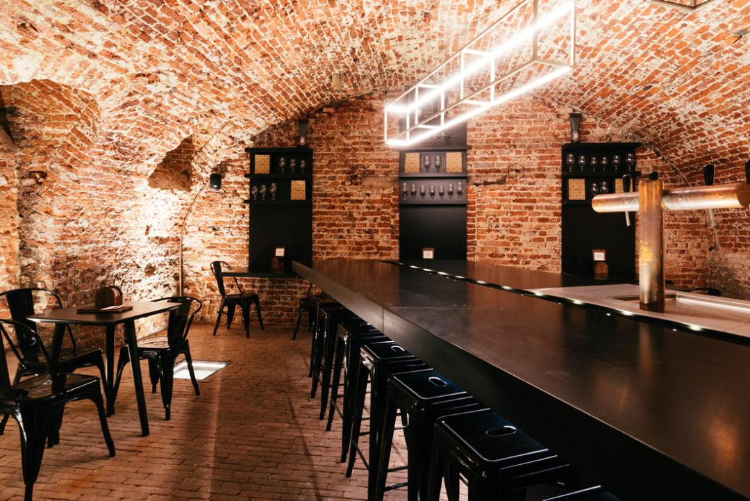 Domus - interieur brouwerij - Leuven