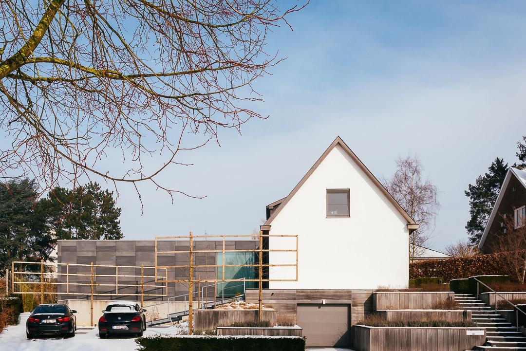 Verbouwing woning - Sterrebeek