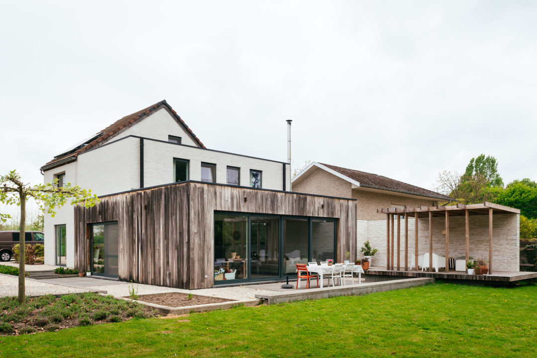 Verbouwing woning - Rotselaar