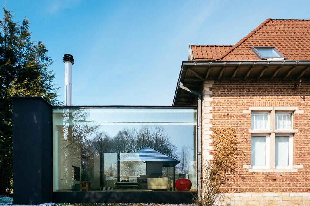Verbouwing woning - Kampenhout